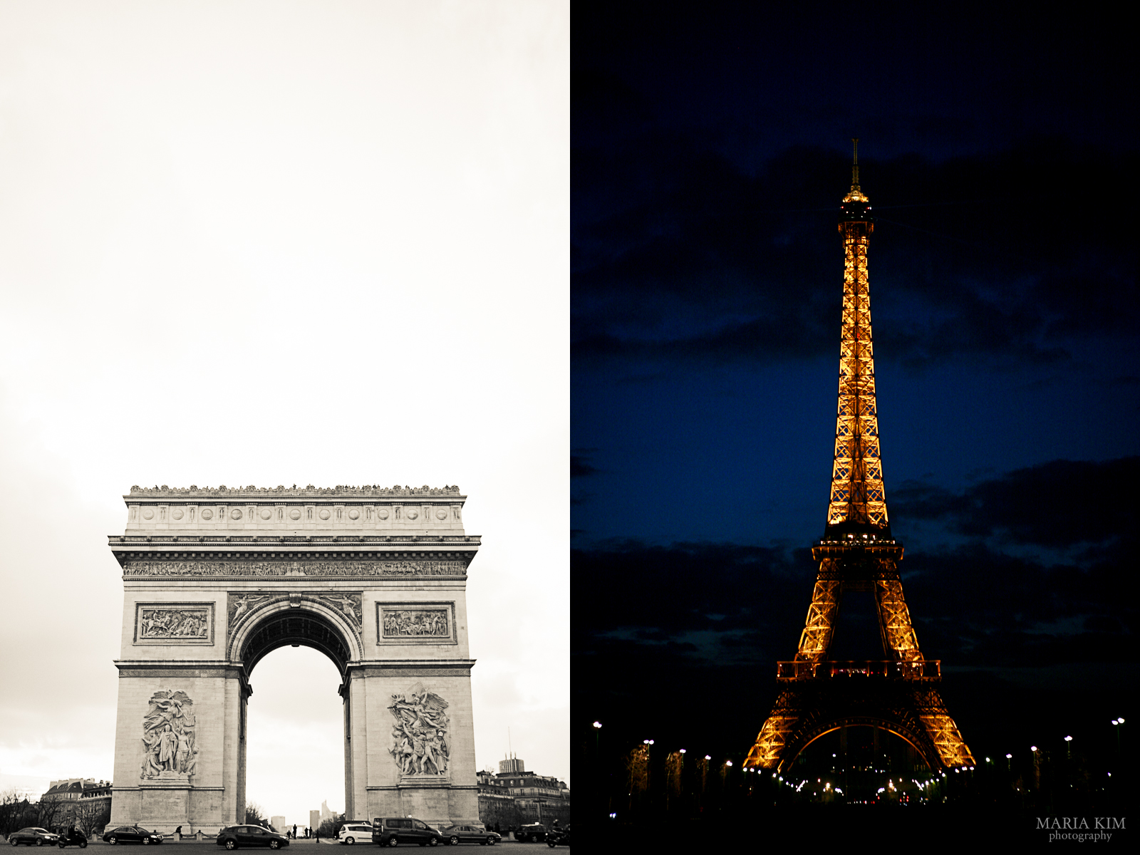 Maria Kim   Paris   Spring 2013   Travel