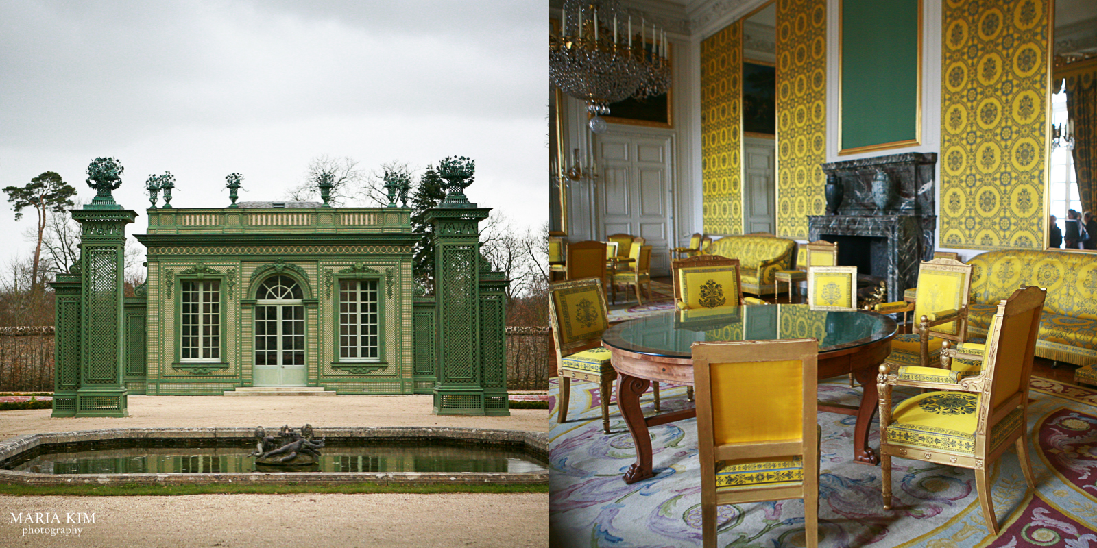 Maria Kim | Versailles, Paris, France | Travel