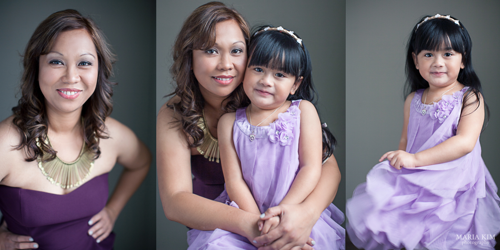 Maria Kim | Cherry & Jizell | Mother and Daugther Couture | Vancouver, BC